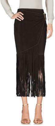 Tamara Mellon Knee length skirts - Item 35321918JM