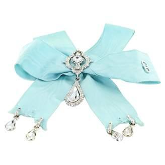 Christian Dior Blue Metal Bracelets