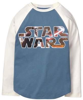 Gymboree Star Wars Logo Tee