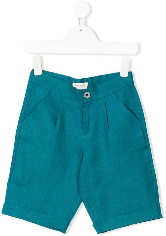 Cashmirino Tailored shorts