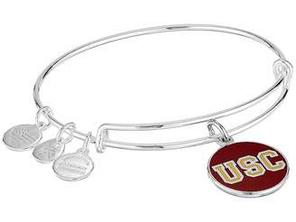 Alex and Ani Color Infusion University of Southern California Logo II Bangle