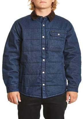 Brixton Cass Quilted Denim Jacket