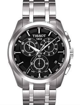 Tissot Couturier Quartz Watch