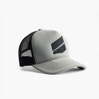 James Perse SCUBA GRAPHIC TRUCKER HAT - ONLINE EXCLUSIVE