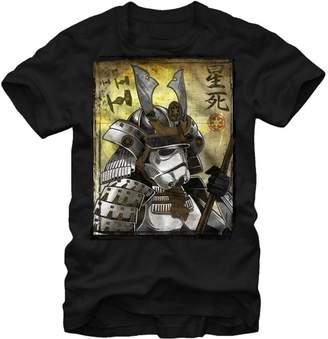 Fifth Sun Star Wars Samurai Stormtrooper Mens Graphic T Shirt
