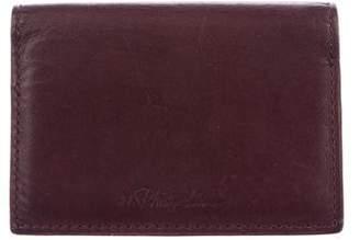 3.1 Phillip Lim Leather Bifold Wallet