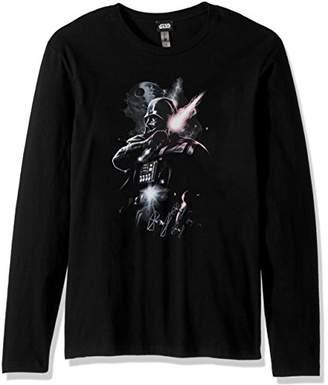 Star Wars Unisex-Adults Men's Dark Lord Darth Vader Graphic T-Shirt