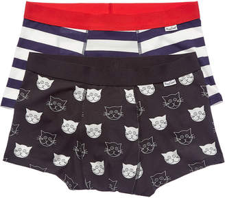 Happy Socks 2Pk Boxer Brief
