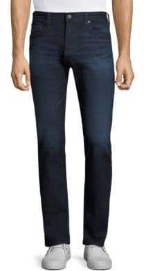 AG Jeans Matchbox Slim Straight Jeans
