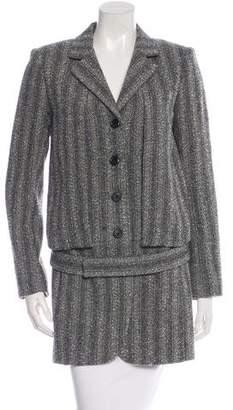 Marc Jacobs Wool Bouclé Coat