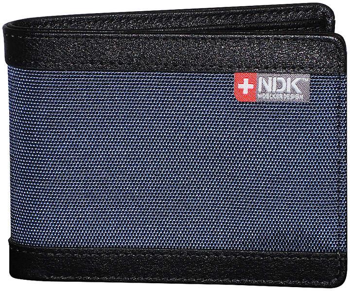 Indigo Capital Collection Bi-Fold Wallet