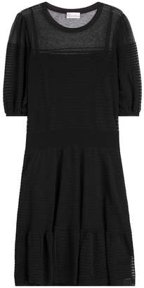 RED Valentino Knit Cotton Dress
