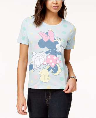 Mighty Fine Disney Juniors' Minnie Mouse Graphic T-Shirt