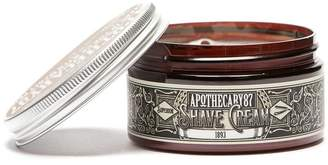 Apothecary 87 Shave Cream An 1893 Fragrance