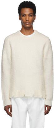 Maison Margiela Off-White Gauge 5 Sweater