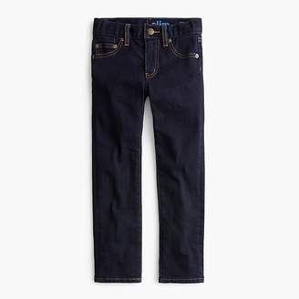 J.Crew Boys' lined rinse wash runaround jean in slim fit