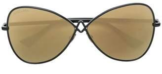 Altuzarra oversized frames sunglasses