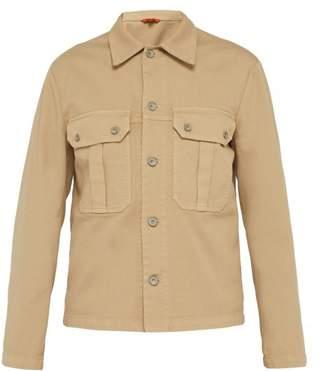 Barena Venezia - Baldo Cotton Blend Overshirt - Mens - Beige