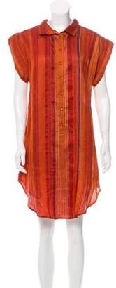 Max Mara Linen-Blend Dress w/ Tags