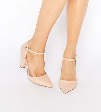 Asos DESIGN SPEAKER Pointed Heels