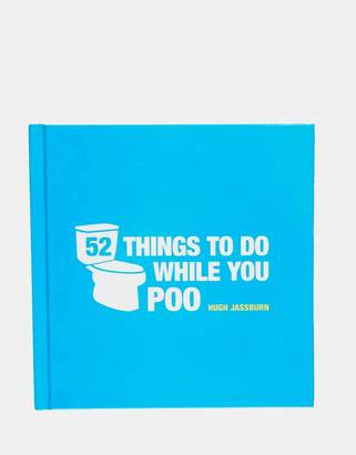 Books 52 Things To Do While You Poo Book