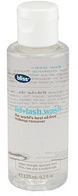 Bliss Lid and Lash Wash