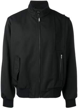Maison Margiela zipped-up jacket
