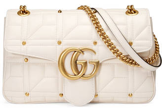 GG Marmont matelassé shoulder bag $2,450 thestylecure.com