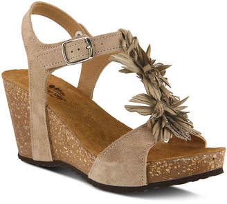 Spring Step Izetta Wedge Sandal - Women's