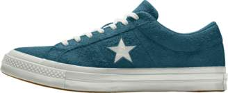 Nike Converse Custom One Star Premium Suede Shoe