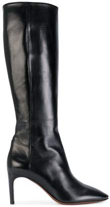 David Beauciel Dora mid calf length boots