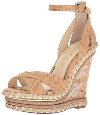 Jessica Simpson Women's AHNIKA Wedge Sandal