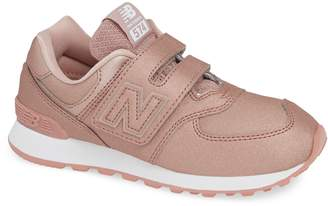 New Balance 574 Essentials Glitter Sneaker