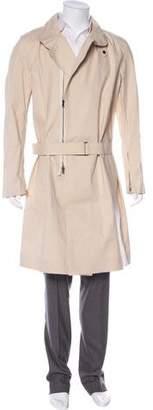 Gucci Lightweight Rain Trench Coat