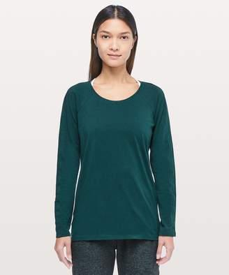 Lululemon Emerald Long Sleeve