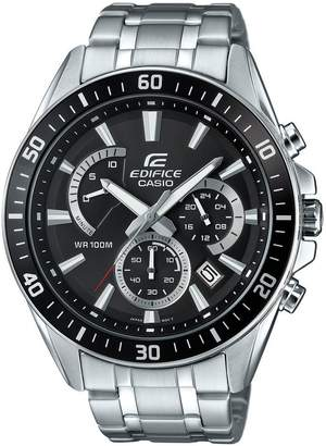 Edifice EFR-552D-1AVUEF Chronograph Analog Quartz Men's Watch