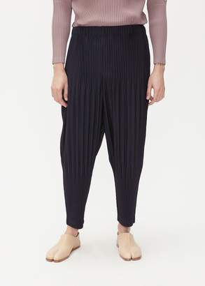Issey Miyake Homme Plisse Basic Pleated Tapered Trouser