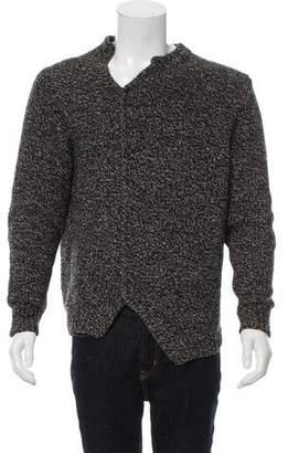 Bottega Veneta Cashmere-Blend V-Neck Sweater