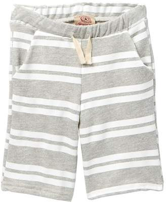 AMERICAN THREADS Printed French Terry Shorts (Toddler & Little Boys)