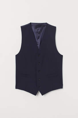 H&M Wool Suit Vest