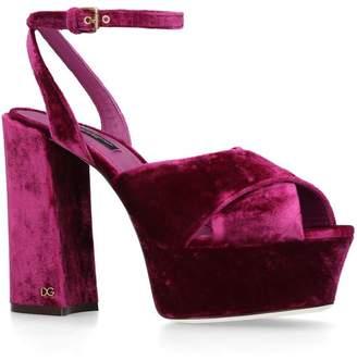 Dolce & Gabbana Evie Sandals 105