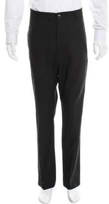 Rick Owens Cropped Wool Pants