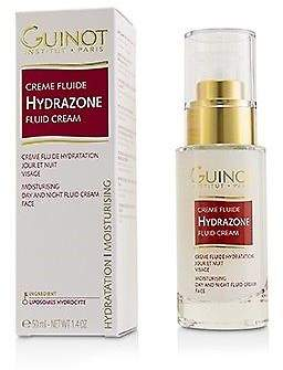 Guinot NEW Hydrazone Moisturising Day And Night Fluid Cream For Face 50ml Womens