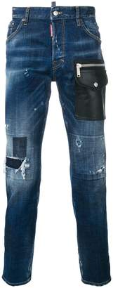 DSQUARED2 Run jeans