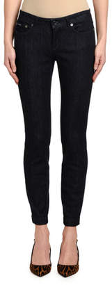 Dolce & Gabbana Pretty-Fit Dark Wash Denim Jeans