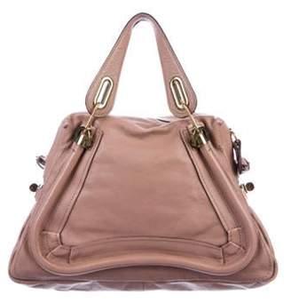 Chloé Small Paraty Bag Mauve Chloé Small Paraty Bag