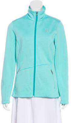 Spyder Lightweight Zip-Up Jacket
