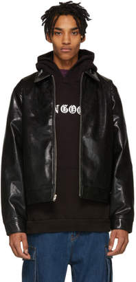 Noon Goons Black King Cobra Jacket