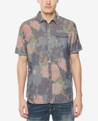 Buffalo David Bitton Men's Sofre Printed Shirt
