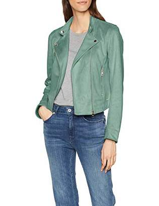 8a2dca485c8 Tom Tailor Women s Kunstlederjacke im Wildlederlook Jacket